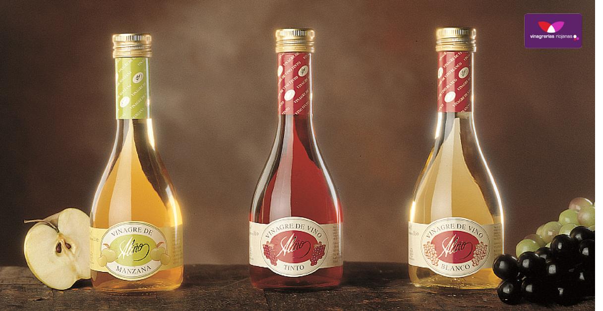 vinagres tradicionales