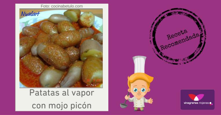 patatas con mojo picón