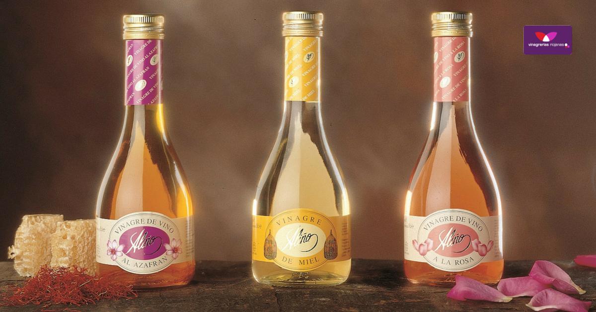 vinagres especiales