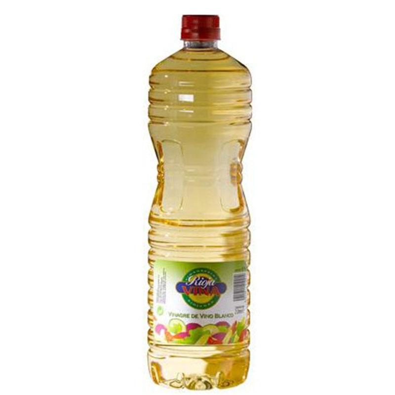 056d39e292e47 Vinagre de Vino Blanco en Botella de Plástico (Riojavina ...