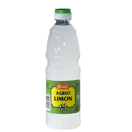 Lemon Dressing Femua