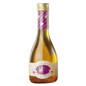 Vinagre de Vino al Azafrán Aliño