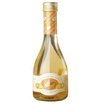 Vinagre de Vino a la Naranja Aliño