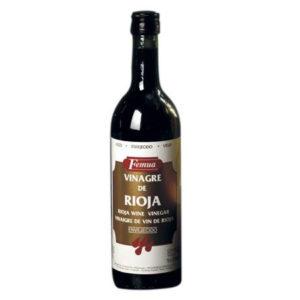 Vinagre de Vino Rioja Envejecido Femua
