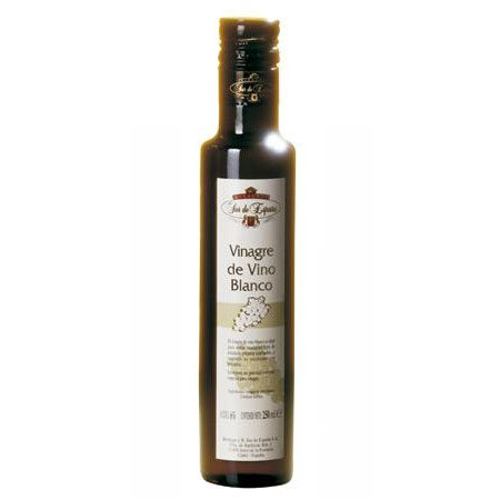Vinagre de vino blanco Sur de España