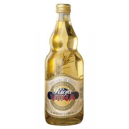 Wine Vinegar with Rosemary and Lavender Riojavina