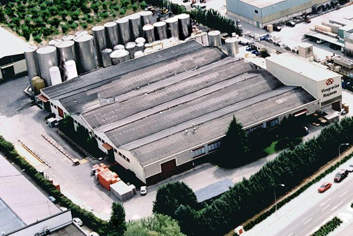Fábrica Vinagrerías Riojanas