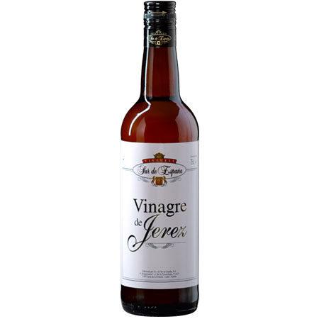 Vinagre de jerez reserva Sur de España