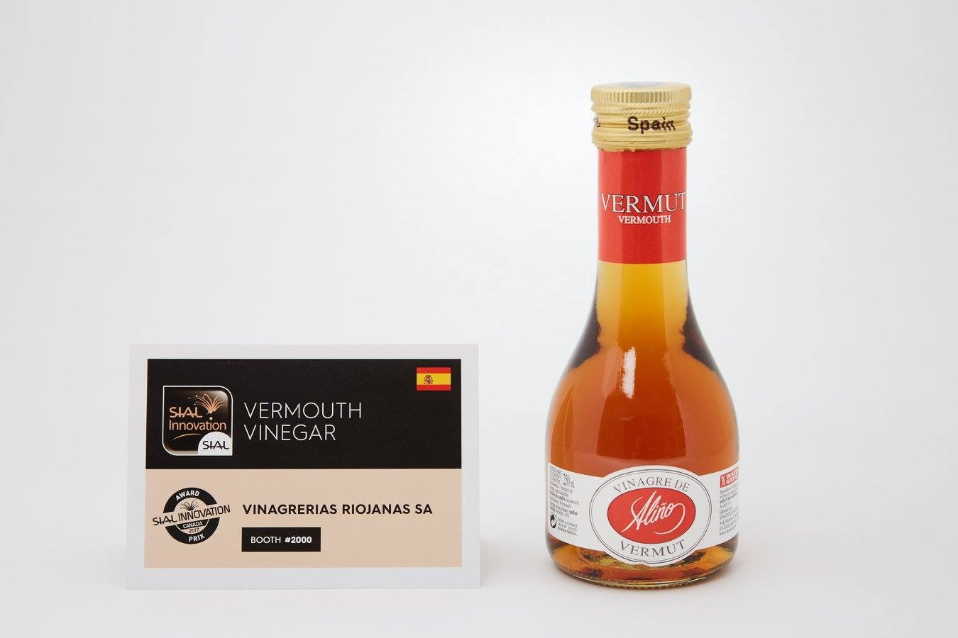 Vinagre de vermut Aliño