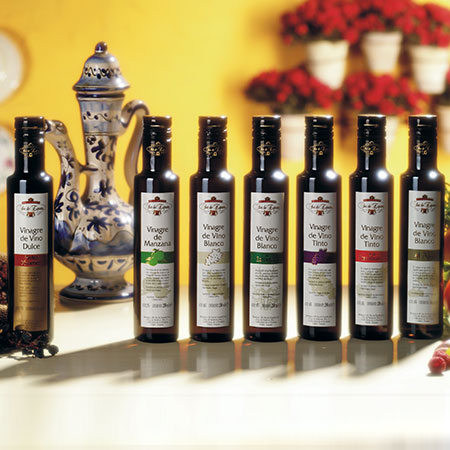 Selection Vinegars