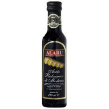 Vinagre balsámico de módena Alaru de Aliño