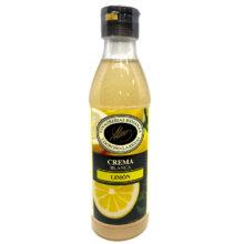 Crema blanca al limón Aliño