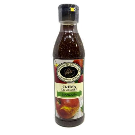 Crema de vinagre de manzana Aliño