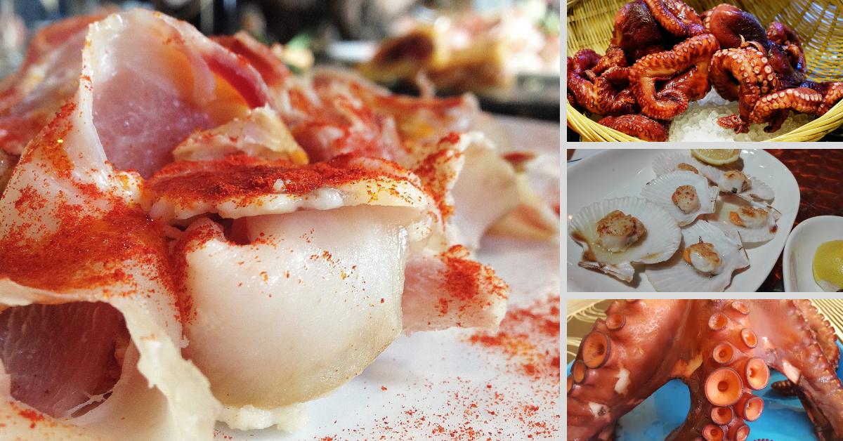 gastronomia galicia