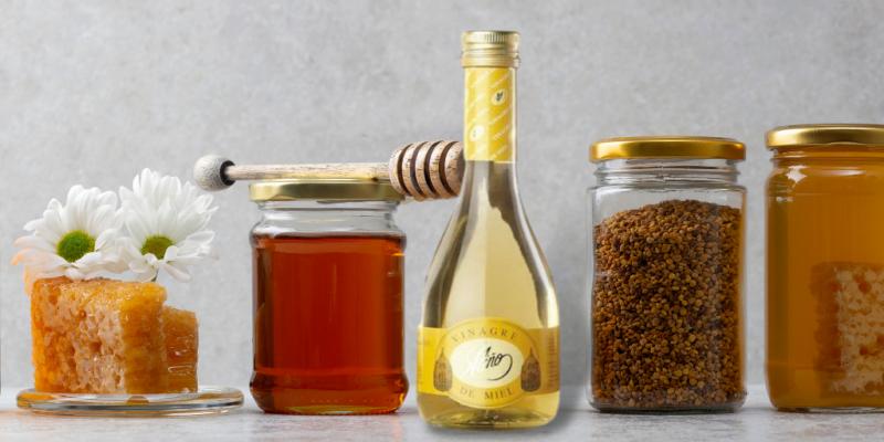 Vinagre de miel