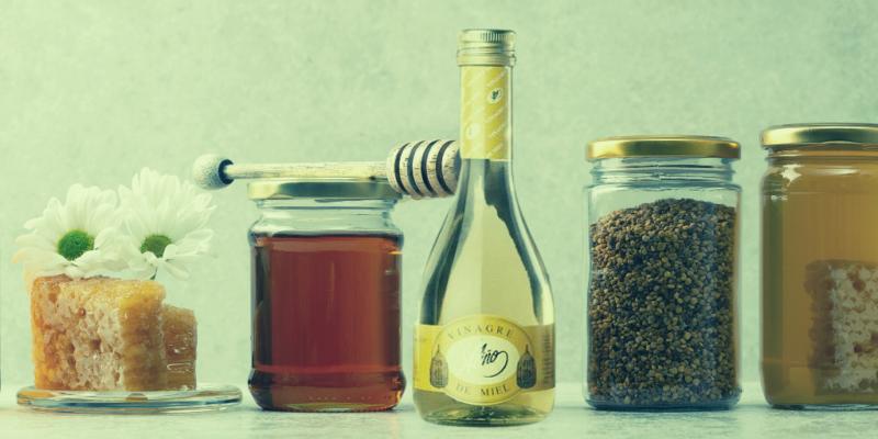 Miel y vinagre de Miel